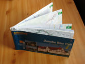 Guide book of the German Danube cycle path