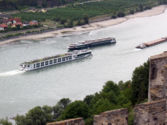 Danube river cruises in the Wachau Valley